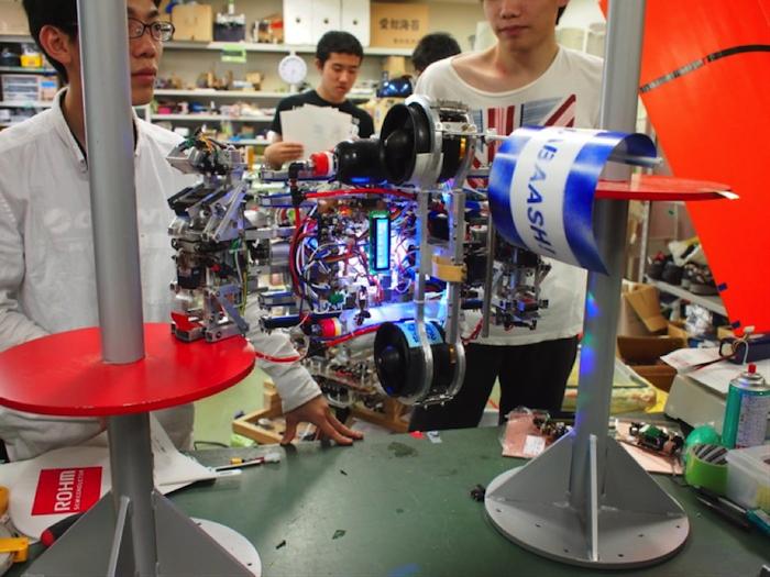 TECH INFO 关于Robocon:日本机器人大赛