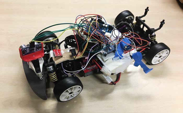 TECH INFO 加州圣地亚哥空间探测机器人简介