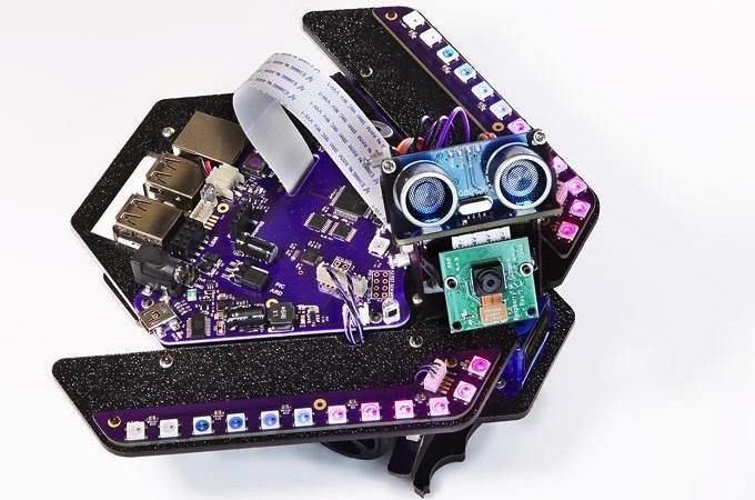 kickstarter robots
