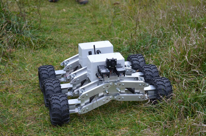 arduino explorer rover