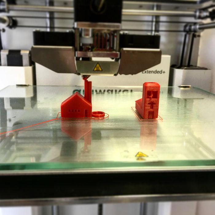 机器人和3D打印:正迎来第四次工业革命 3D打印