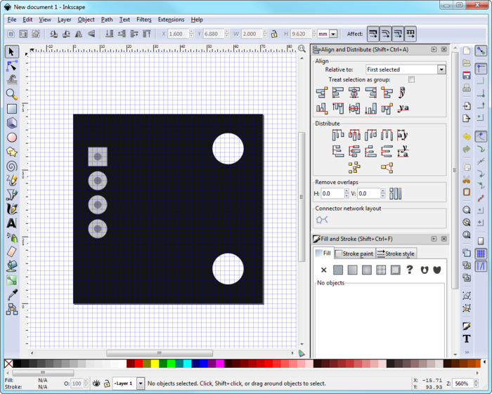 custom parts in fritzing