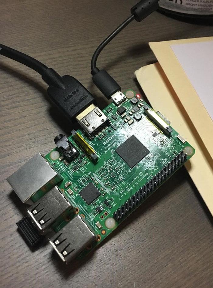 DIY Raspberry Pi