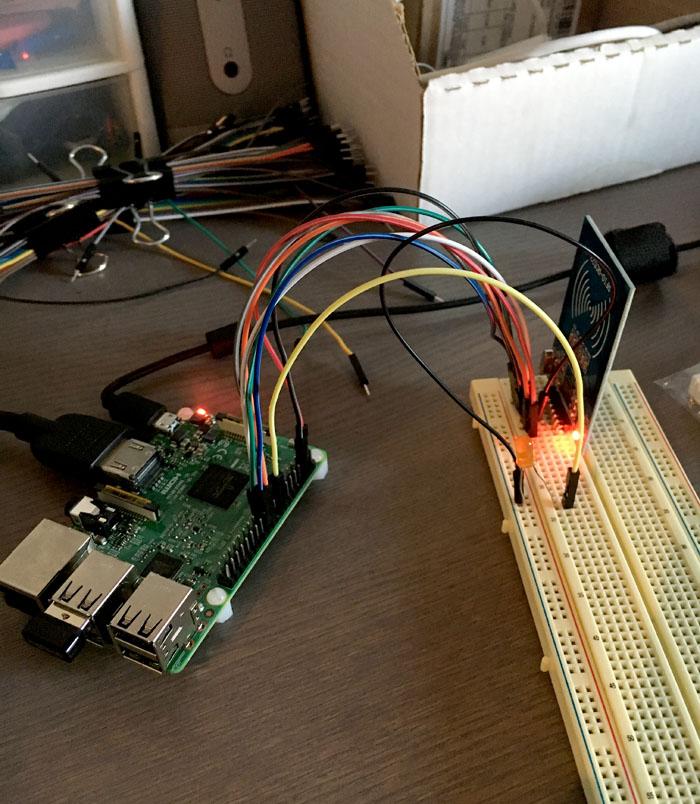 如何将RFID模块与Raspberry Pi集成在一起 图4